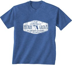 New World Graphics Men's University of Florida Home Grown T-shirt