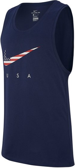 Nike Men's Americana Swoosh Training Tank Top