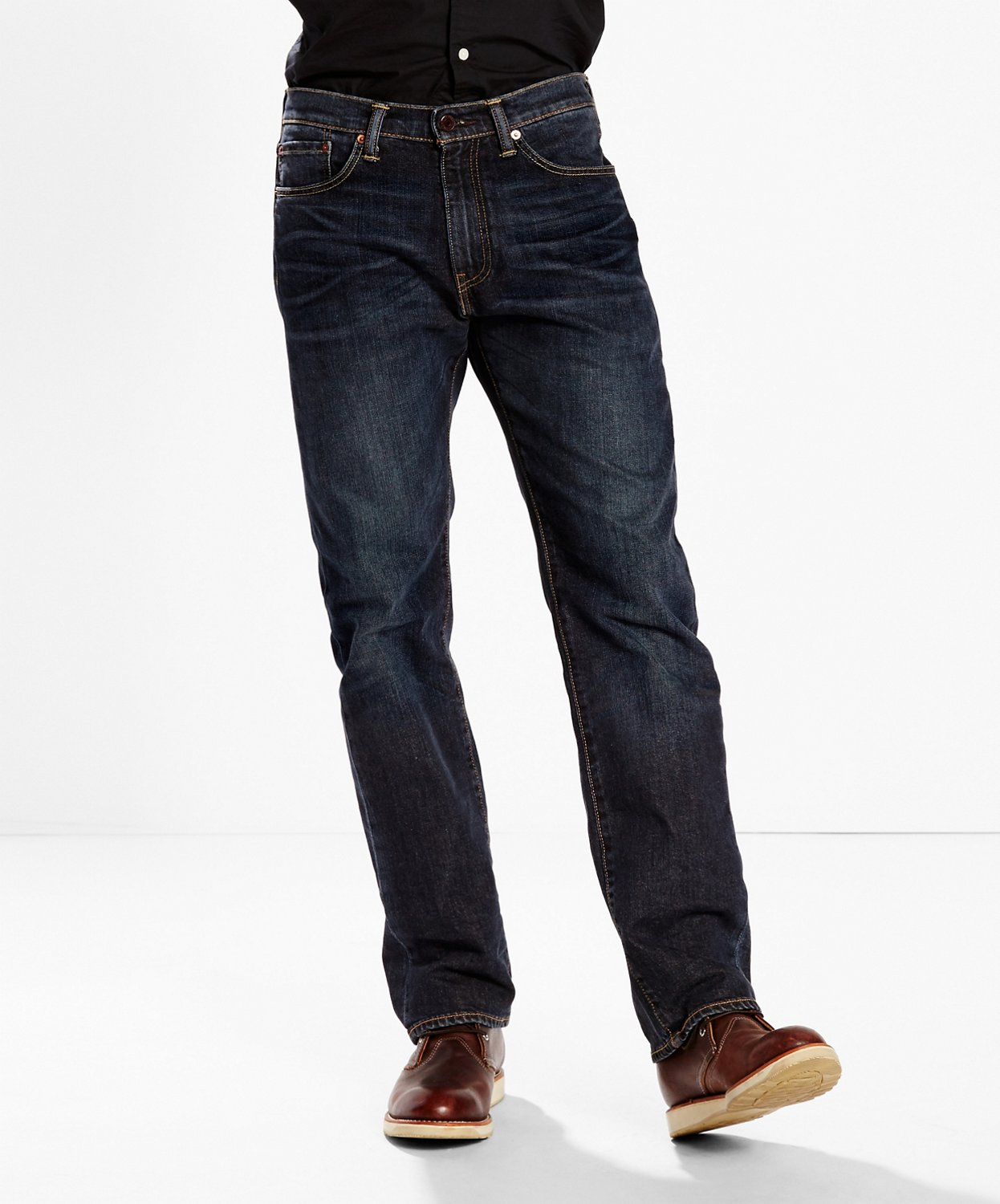 0905ba0ac680 Levi s Men s 505 Regular Fit Jean