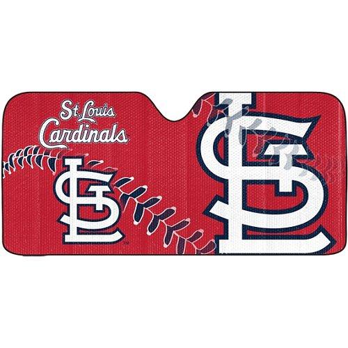 Team ProMark St. Louis Cardinals Auto Sun Shade