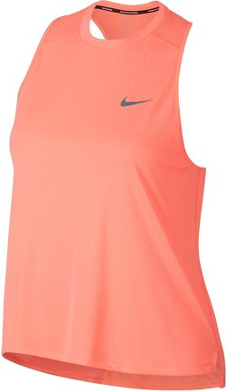 Nike Women's Miler Plus Size Running Tank Top