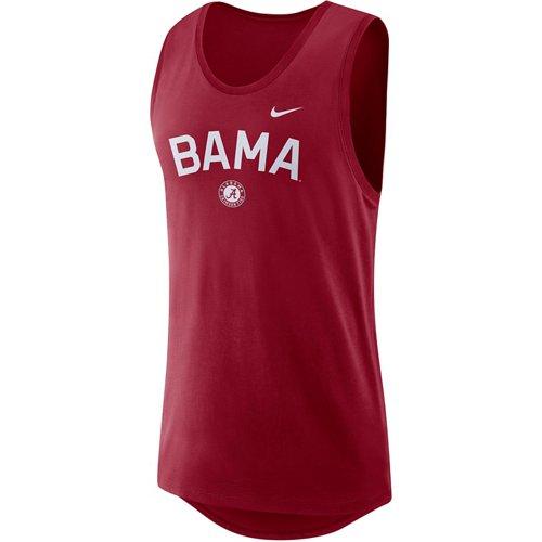 Nike Men's University of Alabama Dry Modern Tank Top