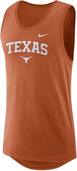 Nike Men's University of Texas Dry Modern Tank Top