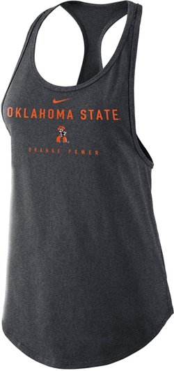 Nike Women's Oklahoma State University Gym Tank Top