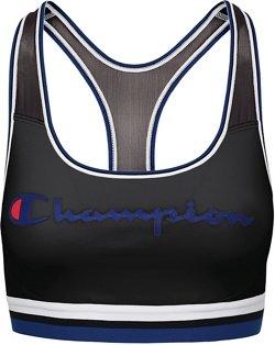 Champion Women's Absolute Mesh Racerback Sports Bra