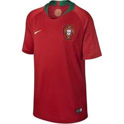 Kids' Portugal Stadium Home Jersey