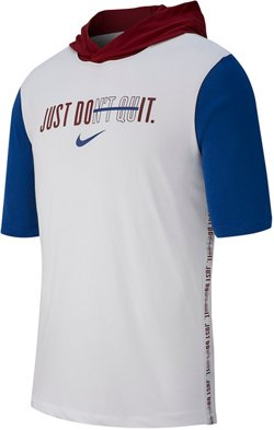 Nike Men's Dry Hooded Training T-shirt