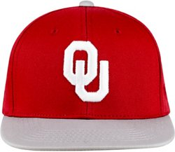 Top of the World Kids' University of Oklahoma 2-Tone Maverick Cap
