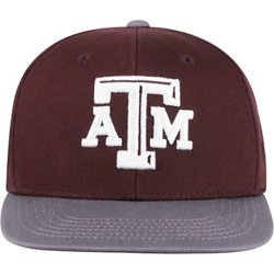 Kids' Texas A&M University 2-Tone Maverick Cap