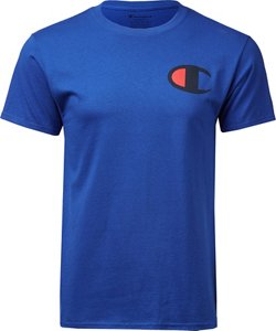 Champion Men's C Logo Graphic Jersey T-shirt