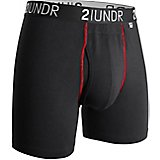 ab26533bb Men s Swing Shift 6 in Solid Boxer Briefs. Clearance