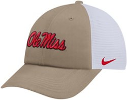 Nike Men's University of Mississippi Heritage86 Adjustable Trucker Cap