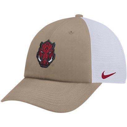 finest selection 2d2b3 2b71f ... Nike Men s University of Arkansas Heritage86 Adjustable Trucker Cap.  Arkansas Razorbacks Headwear. Hover Click to enlarge