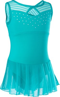 Capezio Girls' Future Star Mesh Skirted Leotard