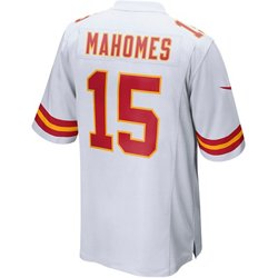 Men's Kansas City Chiefs Patrick Mahomes II 15 Elite Replica Jersey