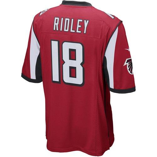 Nike Men's Atlanta Falcons Calvin Ridley 18 Game Jersey