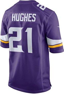Nike Men's Minnesota Vikings Mike Hughes 21 Game Jersey