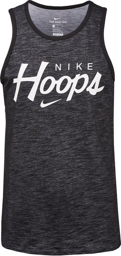 Men's Dry Basketball Logo Tank Top