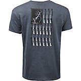 Browning Men's Classic Buck Flag T-shirt
