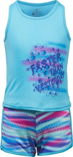 Cheetah Girls' Light Beams Tank Top and Shorts Set