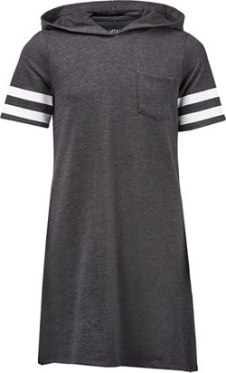 BCG Girls' French Terry Dress