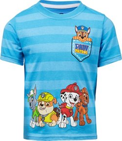 PAW Patrol Toddler Boys' Stripe Graphic T-shirt