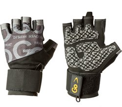 GoFit Men's GoTac Wrist Wrap Gloves