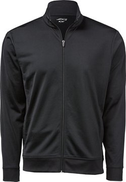 BCG Men's Tricot Chest Stripe Jacket