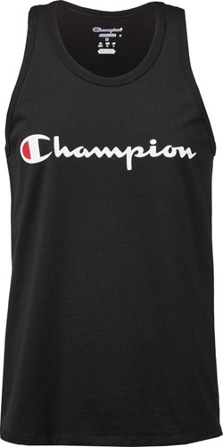 Champion Men's Jersey Ringer Tank Top