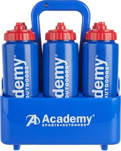 Academy Sports + Outdoors Squeeze Water Bottle Set