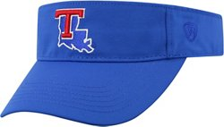 Top of the World Men's Louisiana Tech University Phenom Visor