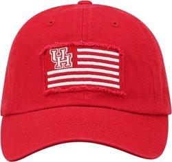 Top of the World Men's University of Houston Flag4 Adjustable Cap
