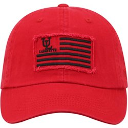 Men's University of Louisiana at Lafayette Flag4 Adjustable Cap
