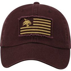 Men's Texas State University Flag4 Adjustable Cap