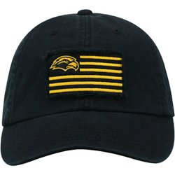 Men's Southern Mississippi University Flag4 Adjustable Cap