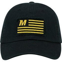Men's University of Missouri Flag4 Adjustable Cap