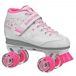Girls' Sparkles Lighted Roller Skates