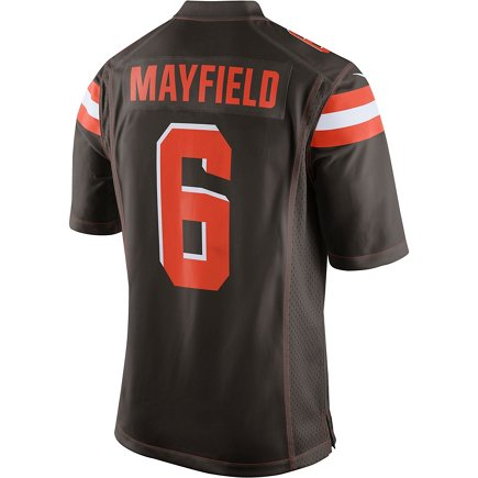 baker mayfield jersey browns