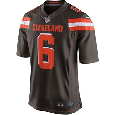 d25a6b13 Nike Men's Cleveland Browns Baker Mayfield 6 Game Jersey | Academy