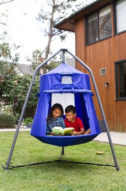 Sportspower BluPod Jr Floating Play Tent
