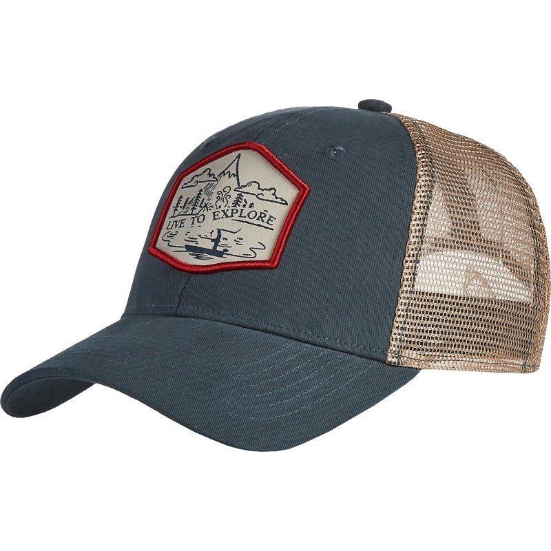 Magellan Outdoors Men's Retro LTX Washed Cap (Blue Dark, Size One Size) – Men's Outdoor Apparel, Men's Hunting/Fishing Headwear at Academy Sports