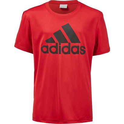 1fe4b17f9 adidas Boys' climalite Performance Logo T-shirt | Academy