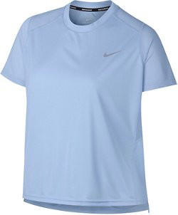 Nike Women's Miller Plus Size Running T-shirt