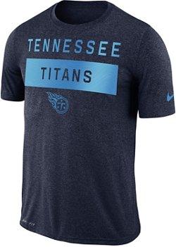 Nike Men's Tennessee Titans Legend Lift T-shirt