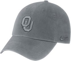 Nike Men's University of Oklahoma Heritage86 Pigment Wash Cap