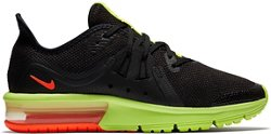 Nike Boys' Air Max Sequent 4 Running Shoes