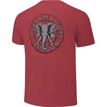 Image One Men's University of Alabama Live Mascot Medallion T-shirt