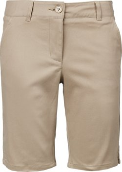 Austin Trading Co. Girls' Uniform Bermuda Shorts