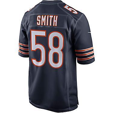 meet 5c516 bd288 Nike Men's Chicago Bears Roquan Smith 3 Game Jersey