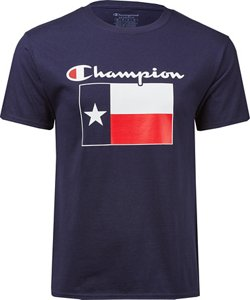 Champion Men's Texas Flag T-shirt